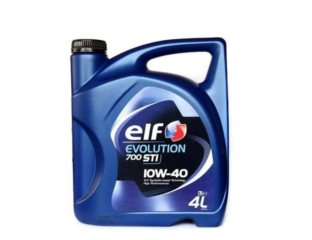 Elf Evolution 700 STI 10W40 4l