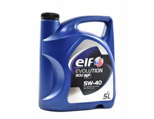Elf Evolution 900 NF 5W40 5l