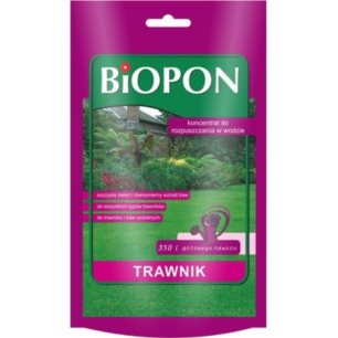 BIOPON-koncen. rozp. do traw 350g