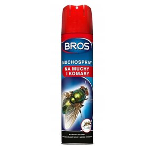 Bros-muchospray 390/250 ml