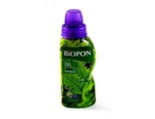 BIOPON-żel do paproci 0,25 l