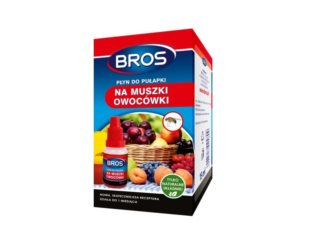 Bros-płyn do pułapki na musz. owoc.15 ml