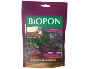 BIOPON-koncen. rozp. do roś.balk.250 g
